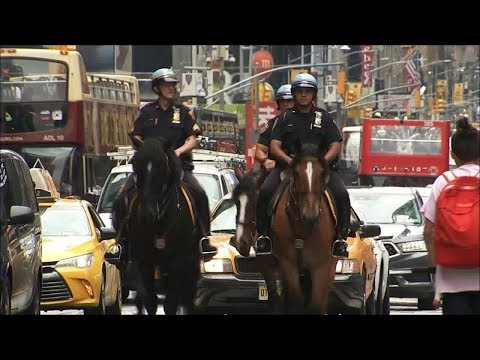 NYPD Mounted Unit [I.S.O. - In Search Of]