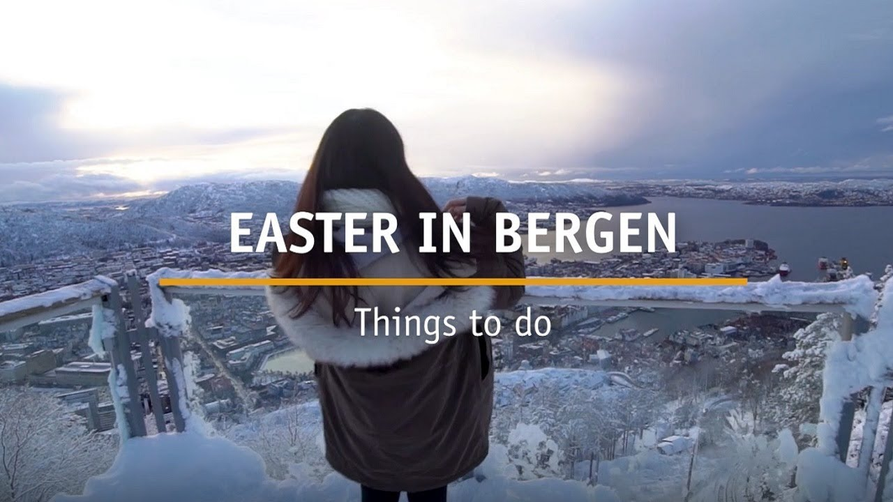 Thumbnail: Easter in Bergen (Norway)