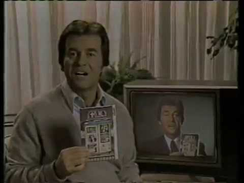 Dick Clark 1980 Columbia Record & Tape Club Commercial