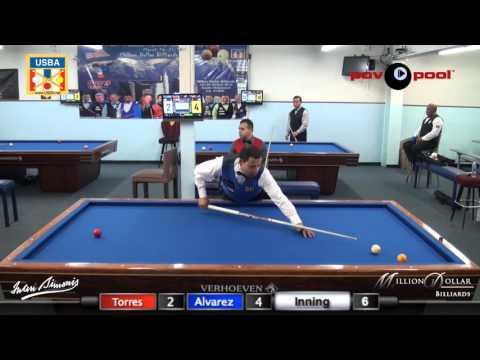 2016 USBA Nationals / #20 - Miguel Torres vs Carlos Alvarez