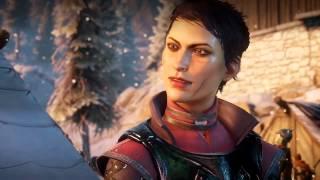 Dragon Age: Inquisition - First Cassandra Conversation