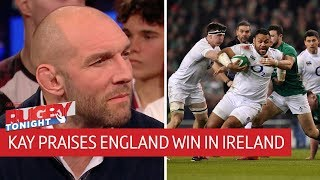 """""""England performance against Ireland one of strongest in recent times"""" 
