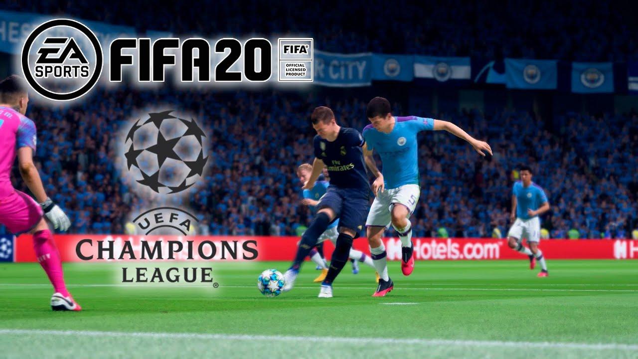 FIFA20 Vuelve la Champions League VR_JUEGOS