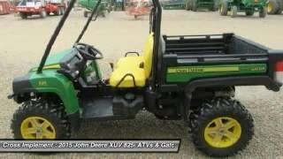2015 John Deere XUV 825i Minier, Springfield, Bloomington, and Peoria, IL 41367