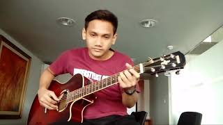 We Will Stay Behind You   Kuburan Band  PERSIB BANDUNG  fingerstyle version  arr  Domy Stupa