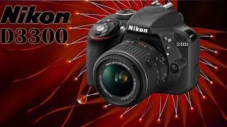 Review NIKON D3300 مراجعة