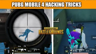 Pubg Mobile Top 4 New Tips And Tricks Hindi ! 1000Iq Tricks Pubg Mobile