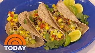 Simple Healthy Fish Tacos To Celebrate The End Of Summer | Today