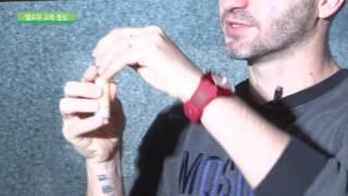옐로우 샴푸 청담살롱 교육 영상 실습편