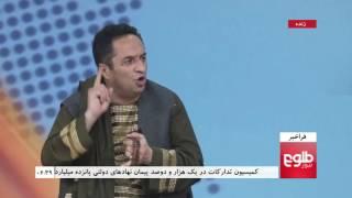 FARAKHABAR: Afghan Envoy's Remarks On Pakistan Discussed / فراخبر: هشدار زاخیلوال به پاکستان