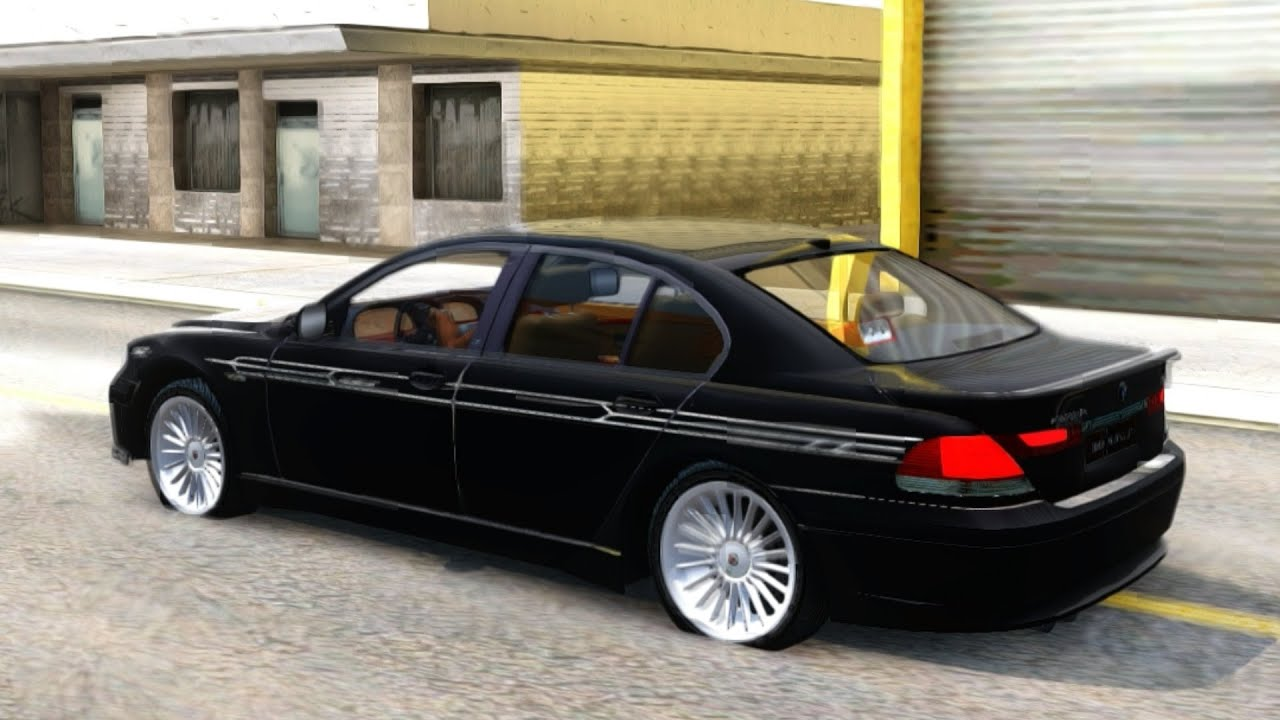 GTA San Andreas  BMW B7 Alpina  YouTube