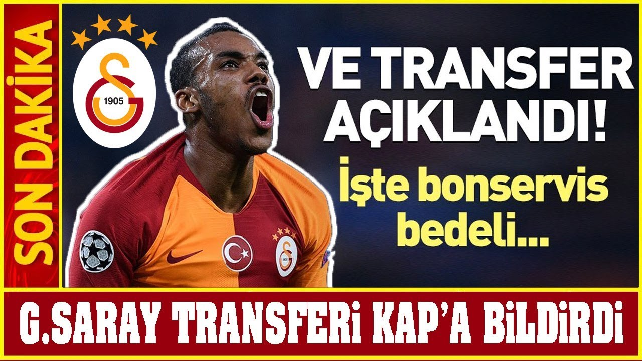 GALATASARAY TRANSFER GÜNDEMİ #8 YouTube