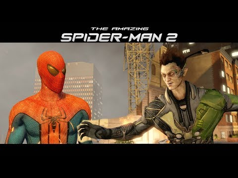The Amazing Spider-Man 2012 vs Green Goblin - The Amazing Spider-Man 2 Game