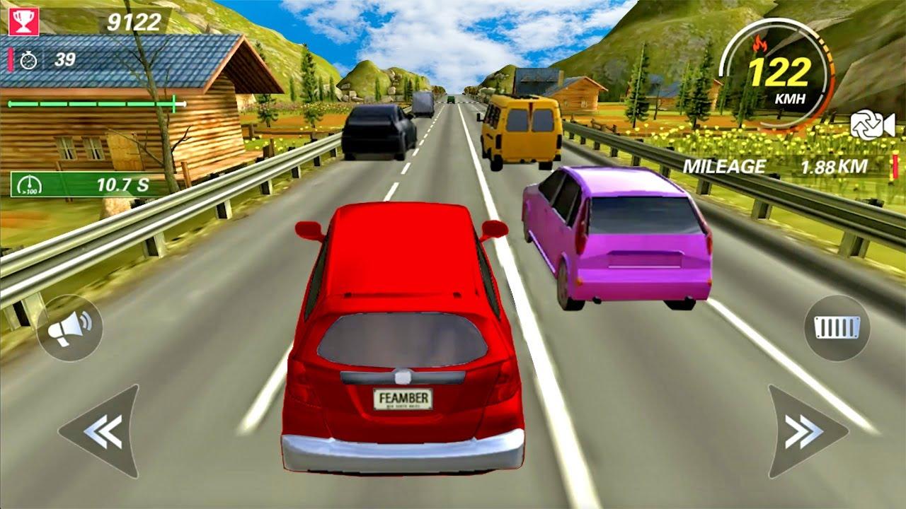Juegos de Carros - Traffic Fever - Fiebre de Autos de Carrera