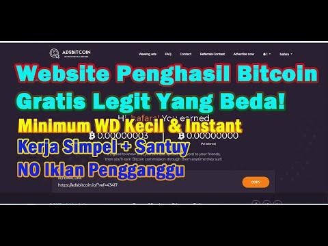 Garapan Baru Free BTC II Cara Mendapatkan Bitcoin Dengan Cepat, Mudah Dan Gratis!
