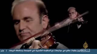 دلشاد محمد سعيد.. سفير الموسيقى الكردية