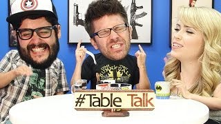 Teenage Mutant Ninja #TableTalk!