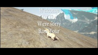 Were sorry Base Tour|Ark Survival Evolved Official PvP Small Tribes|