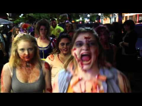 2015 Lawrence Zombie Walk