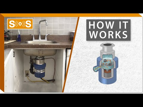 How Do Garbage Disposals Work? | Spec. Sense