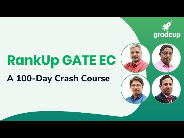 Rankup GATE EC 2020 Launch Video