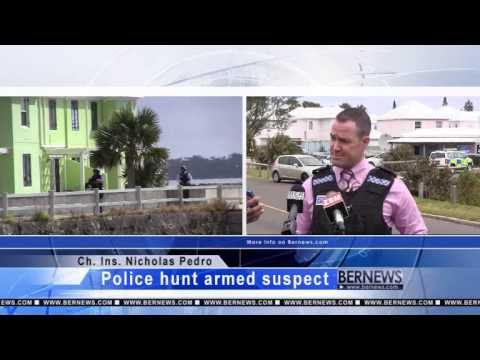 Police Hunt Armed Suspect, Jan 28 2013
