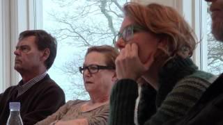 Forfattermøde 2012