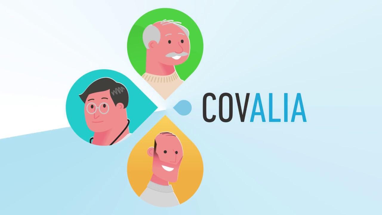 Covalia, pour une télémédecine simple et efficace