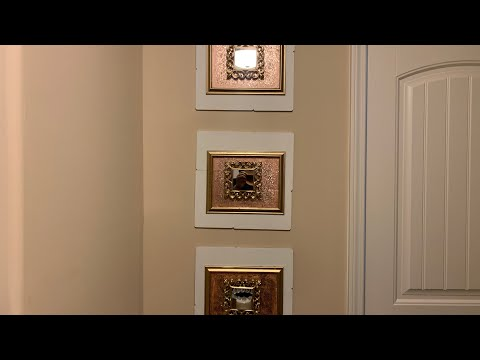 Dollar Tree DIY |  Dollar Tree Wooden Wall Decor