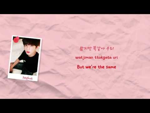 BTS (방탄소년단) - Where Did You Come From (어디에서 왔는지) (Color Coded Han/Rom/Eng Lyrics)