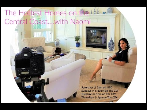 """Episode 14 Feb 2017 The Hottest Homes on the Central Coast with Naomi"""""""