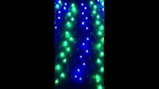 LED гирлянда сетка(LED гирлянда сетка., 2014-11-07T11:25:33.000Z)