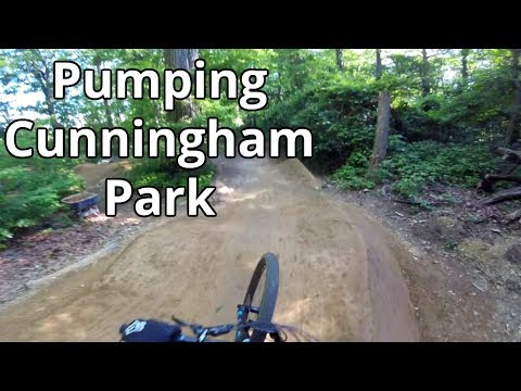 MTB Pumping at Cunningham Park
