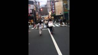 オシャレ大好き ここねちゃん 大阪のオシャレ街 堀江を突っ走る~
