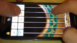 ANDROID LOVER   Hotel California Intro Guitar solo lite for Android