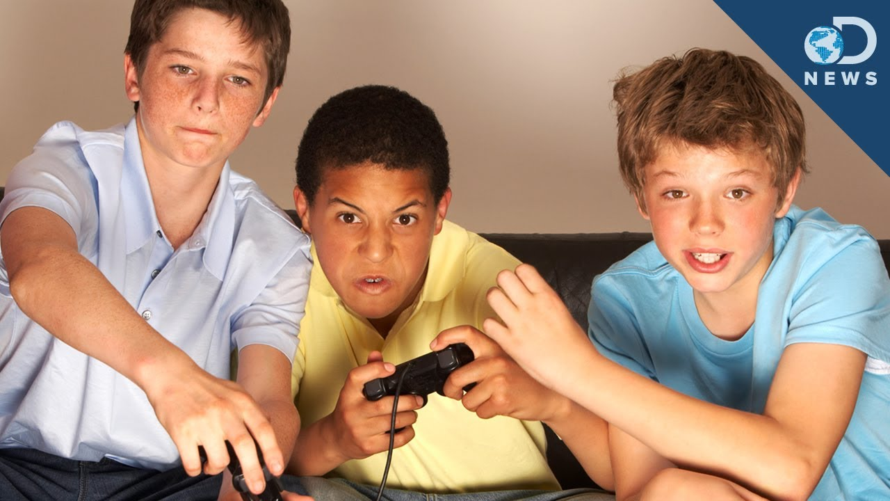"effects of video games on teens Studies have shown the negative effects violent video games have on the  "" video games and children – child & adolescent development:."