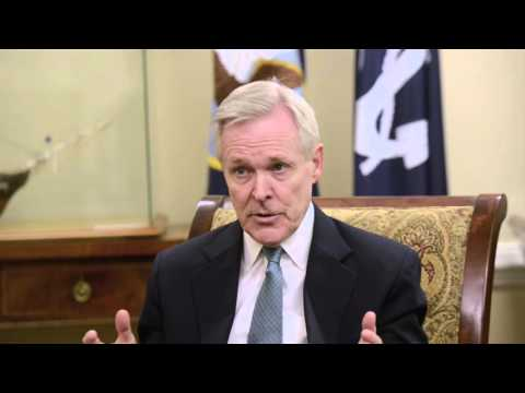 SECNAV Explains How Alternative Energy Benefits Department of the Navy