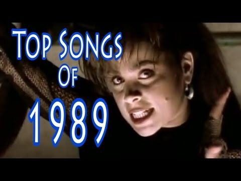 Top Songs of 1989