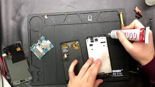 Xiaomi Redmi Pro Замена Дисплея и Сенсора \ Dispay and Touchscreen Replacement Xiaomi Redmi Pro
