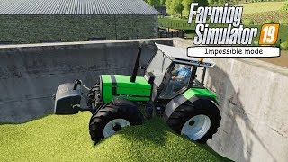 200t of silage? ★ Farming Simulator 2019 Timelapse ★ Old Streams farm ★ Episode 17