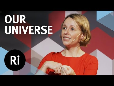 Our Universe and How It Works - with Jo Dunkley