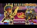 🔴Monster Legends: BELEDIG level 130 😱 vs inquisitor 130 hunters maze island