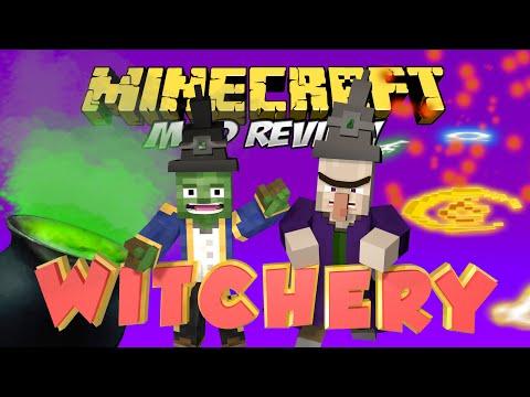 WITCHERY MOD MINECRAFT 1.7.10 | Guía completa en Español | ¡El mejor mod de magia!