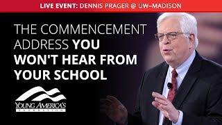 Dennis Prager LIVE at UW—Madison