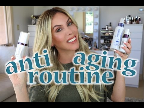 Current Nighttime Anti-Aging Skincare Routine | Holistic, Natural & Amazing!!