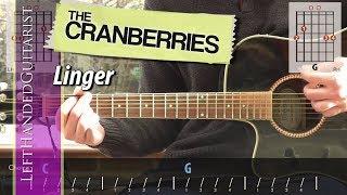 The Cranberries - Linger | guitar lesson