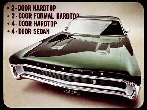 1970 Plymouth Fury Vs Chevrolet Impala Dealer Promo Film Caprice Bel Air Biscayne