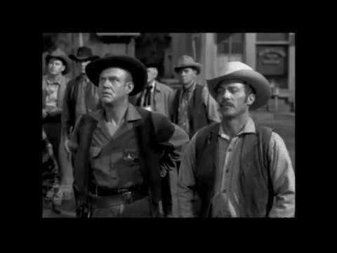 TRUMP 50's Western TV Episode REALLY Amazing BUILDING a WALL and ALL prophecy
