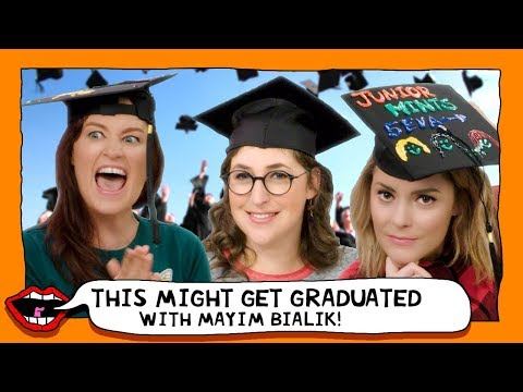 ADULTS ANSWER QUESTIONS FROM OTHER ADULTS ft. Mayim Bialik with Grace Helbig & Mamrie Hart