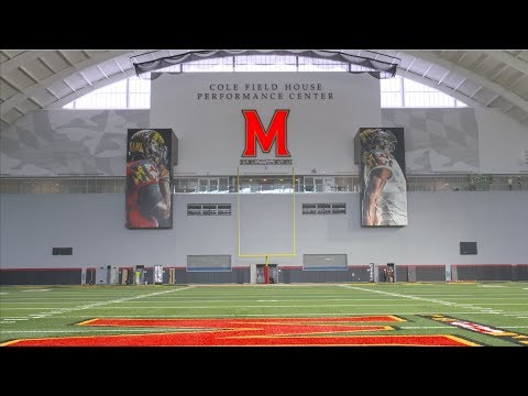 This is Cole Field House | Advancing the Science of Sport